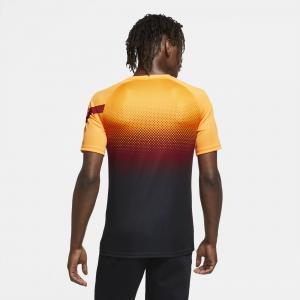 Maillot Pré-Match Galatasaray Noir/Orange