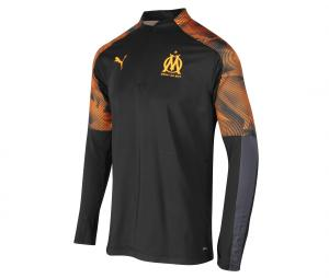 Training top OM Noir/Orange Junior