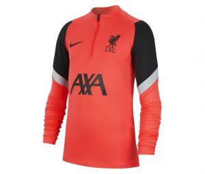 Training Top Liverpool Strike Orange Junior
