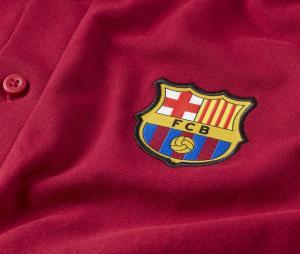 Polo Barça Rouge