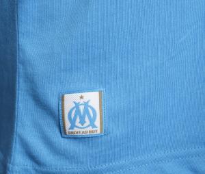 Polo OM Azul/Blanco