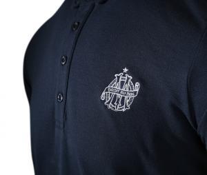 Polo OM Classic Bleu