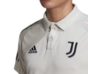 Polo Juventus Gris