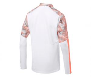 Training top Puma Valence Blanc/Orange