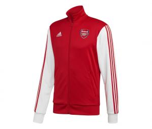 Veste Arsenal 3 Stripes Rouge/Blanc
