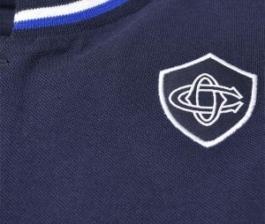 Polo Castres Olympique Rotini Bleu