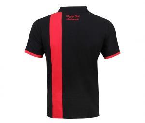 Polo RC Toulon Legend Noir/Rouge