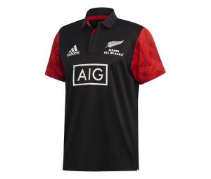Polo Maori All Blacks Noir
