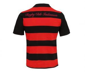 Polo RC Toulon Rouge/Noir
