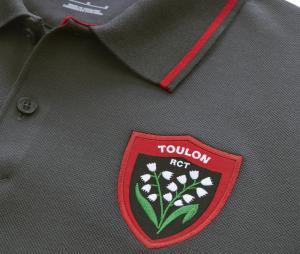 Polo RC Toulon Vert