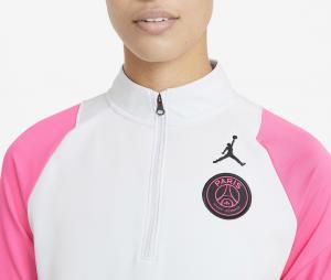 Training Top Jordan x PSG Academy Pro Blanc/Rose Femme