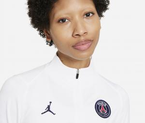 Training Top Jordan x PSG Strike Blanc Femme