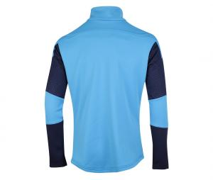 OM Fleece Men's Training Top Blue