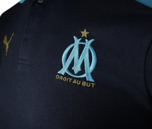 Polo OM Sideline Azul