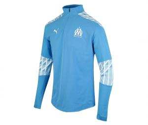 Training Top OM Stadium Bleu
