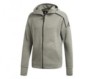 Veste à capuche zippée Z.N.E. Fast Release gris