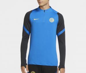 Training Top Inter Milan Strike Bleu/Gris