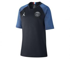 Maillot Entraînement Jordan x PSG Strike Bleu Junior
