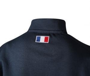 Veste Présentation France FFR Bleu Femme