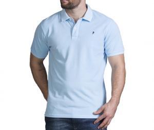"""Polo """"Les Essentiels de S. Chabal"""" Bleu"""