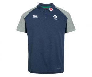 Polo Irlande Bleu/Gris