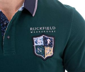Polo Ruckfield We are Rugby Vert