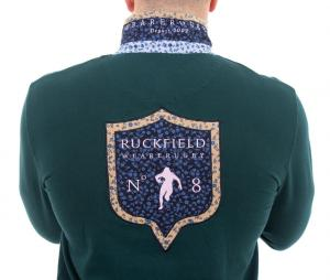Polo Manches Longues Ruckfield We are Rugby Vert