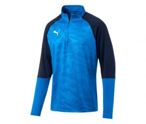 Training Top Puma Bleu