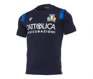 Maillot Entraînement Italie Bleu