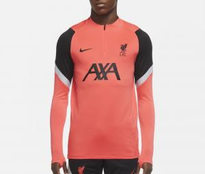 Training Top Liverpool Strike Orange