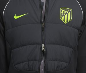 Veste Atletico Madrid Therma Strike Noir