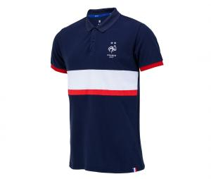 Polo France Fan Bleu