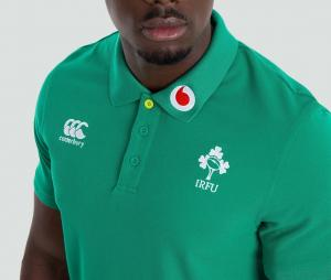 Polo Irlande Vert