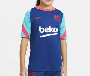 Maillot Entraînement Barça Strike Junior
