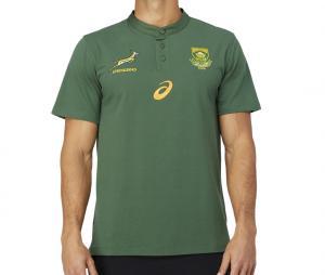 Polo Afrique du Sud Vert