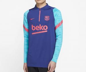 Training Top Barça Strike Bleu