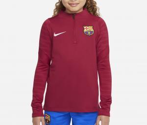 Training top Barça Strike Rouge Junior