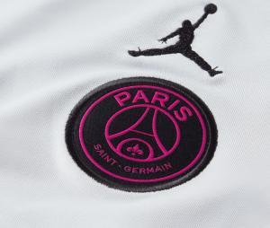 Training top Jordan x PSG Strike Blanc/Rose
