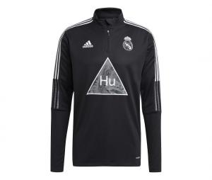 Training Top Real Madrid Human Race Noir