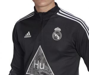 Training Top Real Madrid Human Race Noir
