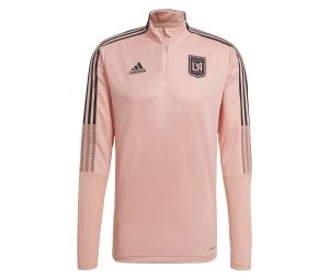 Training top Los Angeles FC Rose