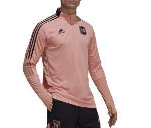Training top Los Angeles FC Rose