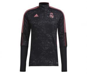 Training Top Real Madrid Noir