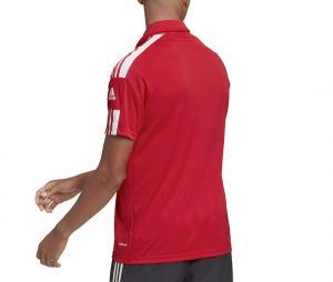 Polo adidas Squadra 21 Rouge
