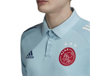 Polo Ajax Amsterdam Bleu