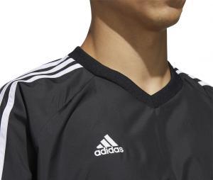 Coupe-vent adidas 3 Stripes Noir