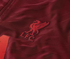 Training Top Liverpool Elite Rouge