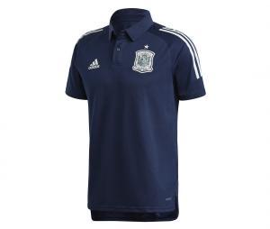 Polo adidas Espagne Bleu