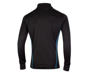 Training Top OM Fleece Noir