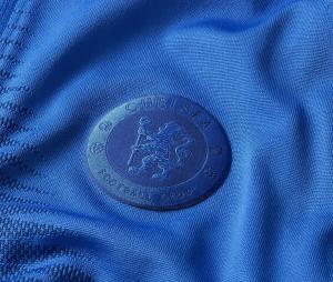 Training Top Chelsea VaporKnit Strike Drill Bleu